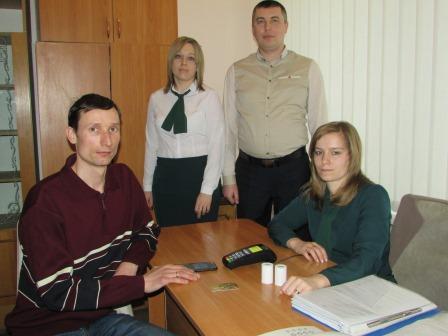 У Шполянському міському ЦНАПі почав діяти картковий розрахунок за послуги