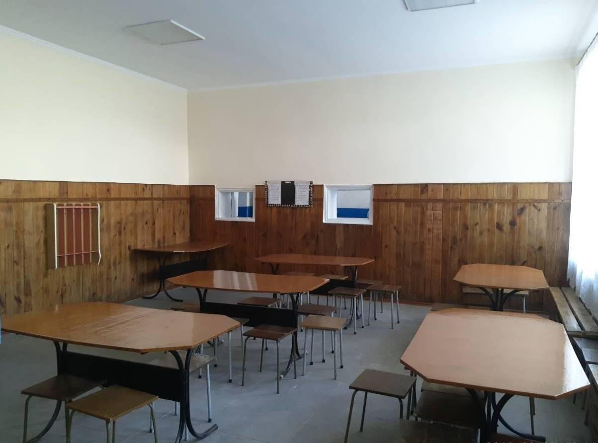У школі села  Скотареве відремонтували їдальню