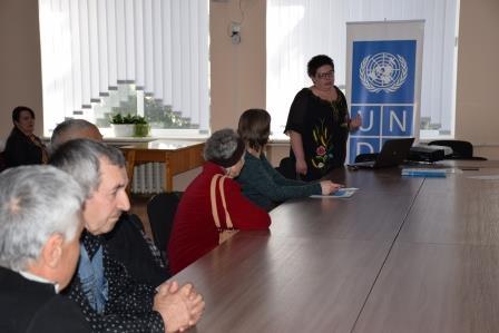 У Шполі провели семінар для мешканців багатоквартирних будинків