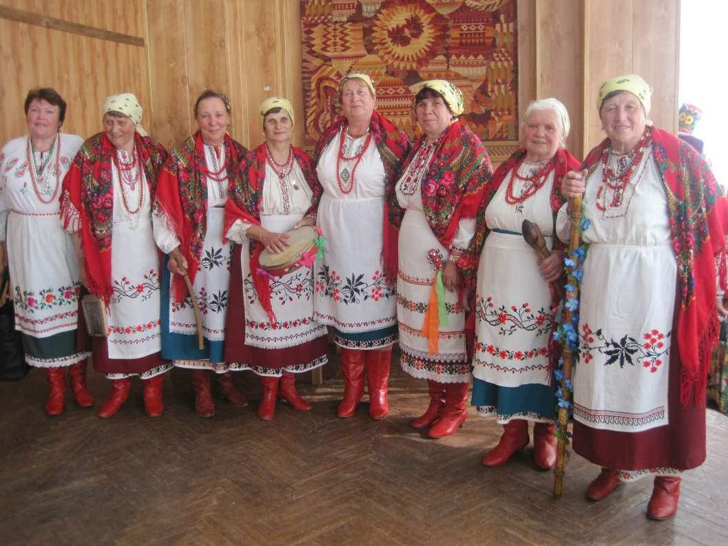 Народні аматорські колективи громади взяли участь у фестивалі у Корсуні