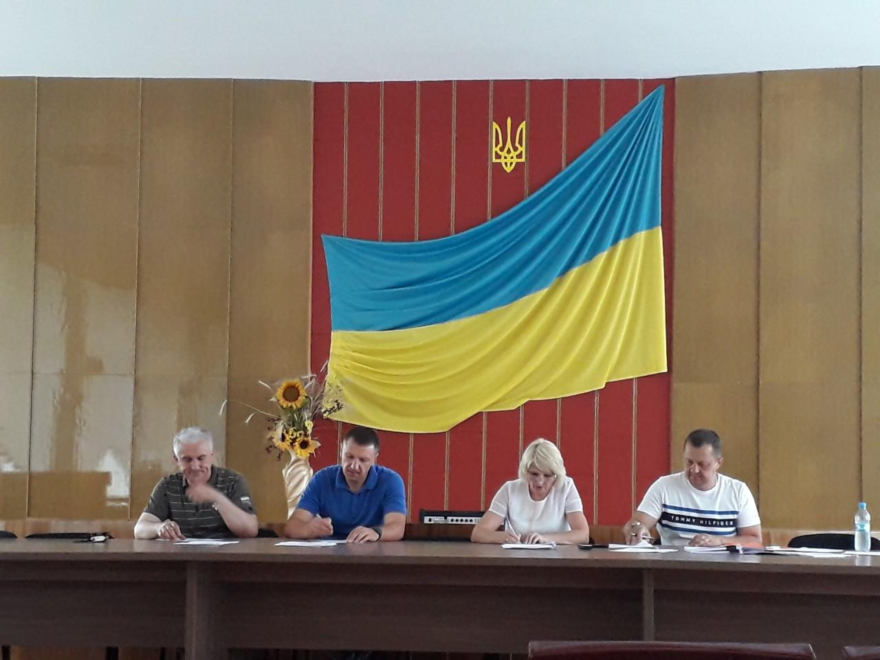 Відбулася позачергова сесія Шполянської міської ради  та засідання виконавчого комітету