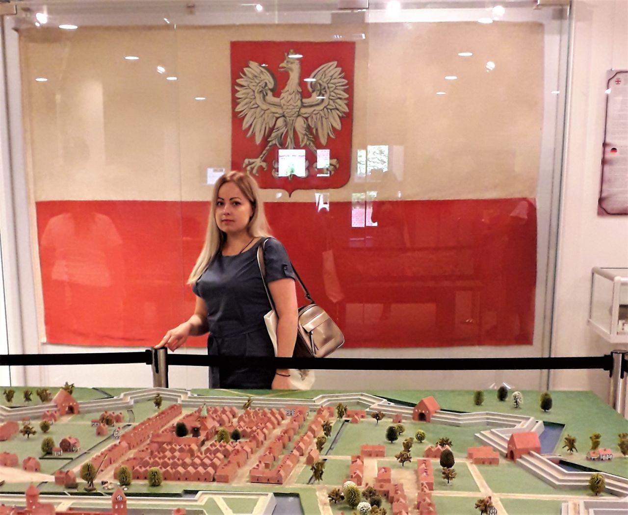 Представниця міської ради навчалась у Польщі