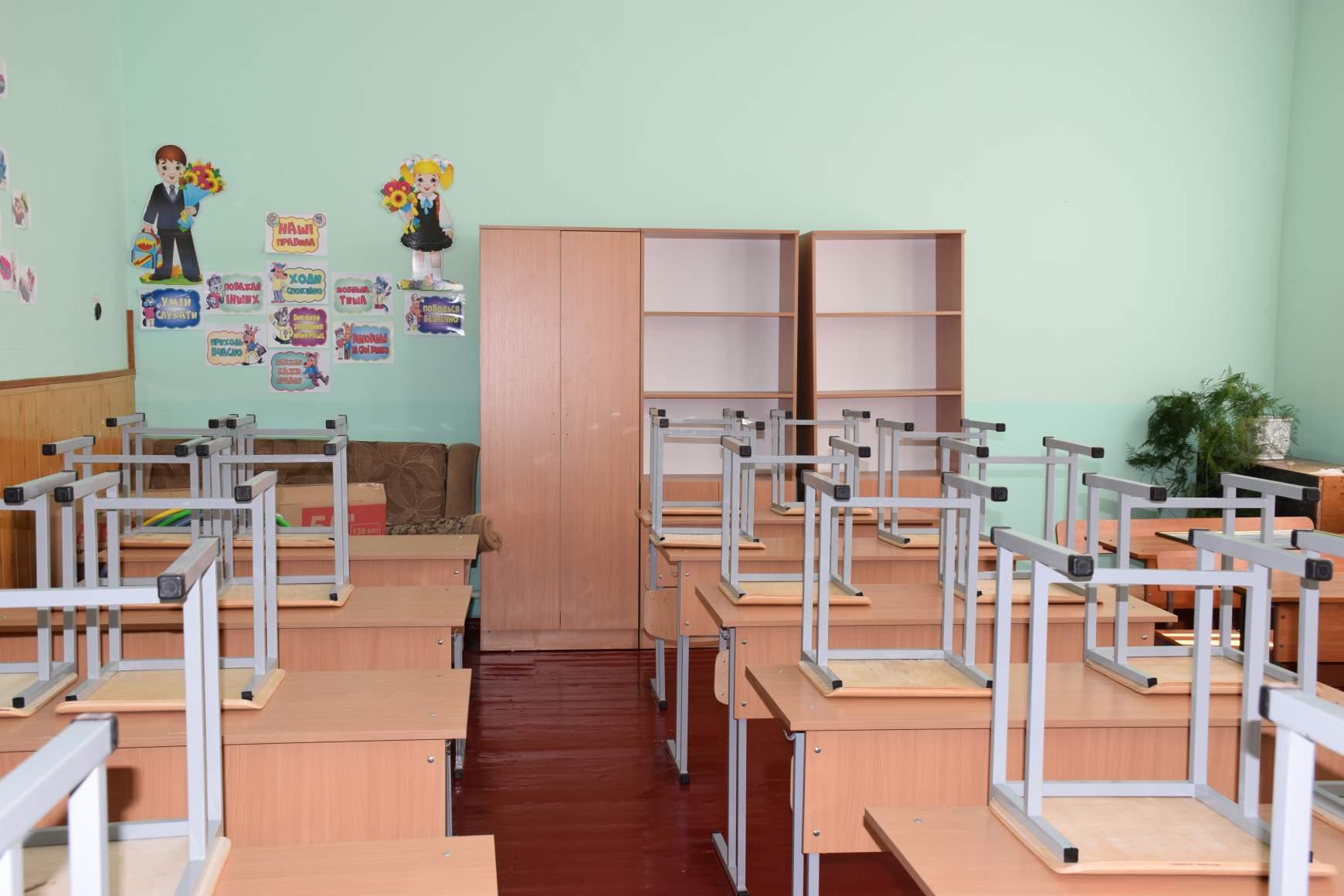 Школи громади майже оновлені — ремонти у закладах  завершуються