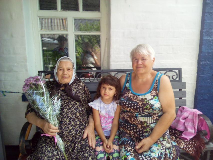 Довгожителі, які народились у серпні