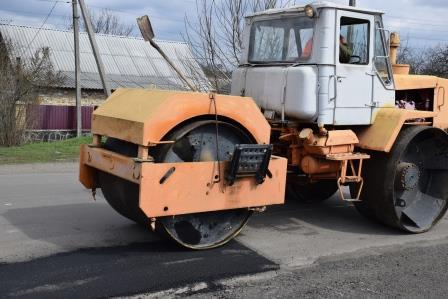 Сезон ремонту доріг 2021 розпочався